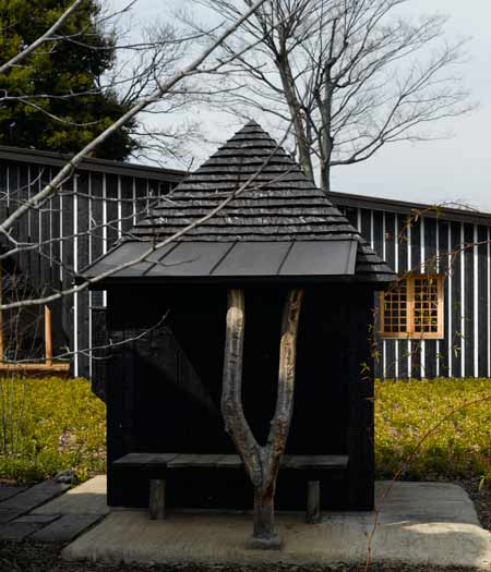 yakisugi house 7