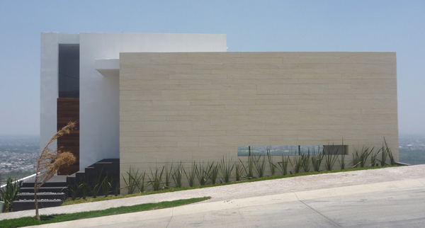 ze arquitectura designs a modern mexican home