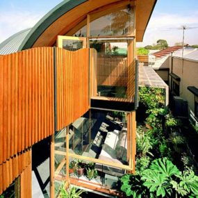 Modern-Day Green House – North Carlton Green House by Zen Architects