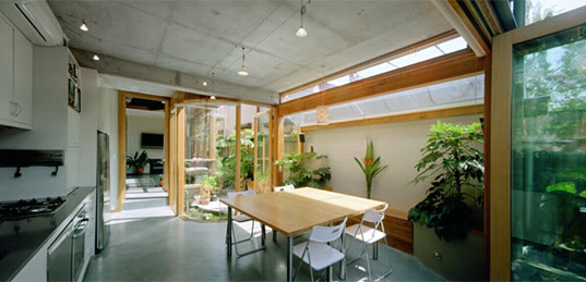 zen architects north carlton green house 2