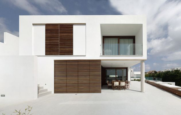 Zen Style Home On The Spanish Seaside