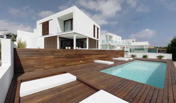 zen style home spanish seaside 2 Zen Style Home on the Spanish Seaside