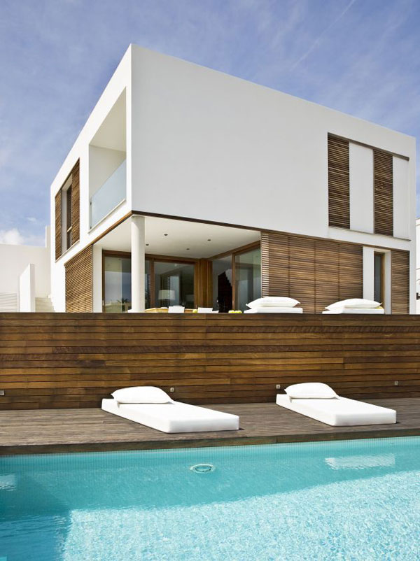 Zen Style Home Spanish Seaside 3