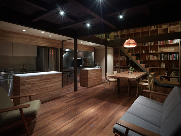Zen Home Design Proves Two is Better Than One | Modern ...