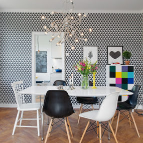 Fun And Fabulous Renovated 1930s Apartment