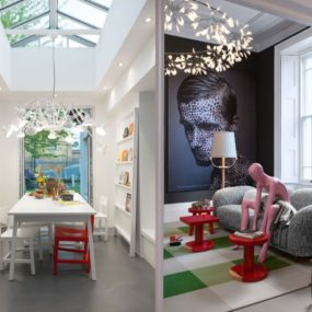 Room Design Ideas from Moooi