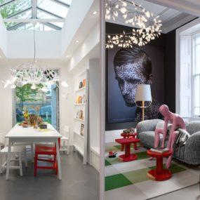 Room Design Ideas from Moooi