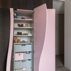 3 Whimsical Doors Drawers and Cubby Creations by Karhard Architektur