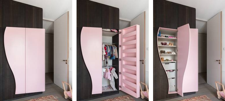 View in gallery 3 whimsical doors drawers cubby creations karhard architektur