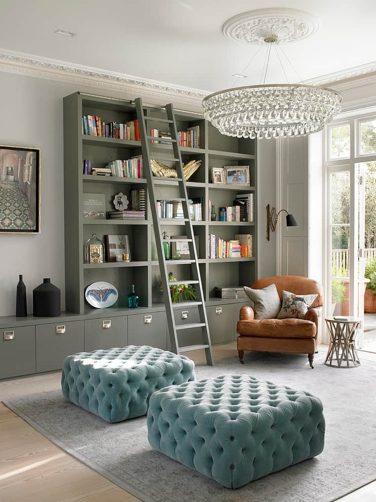 Eclectic Style Interiors Done Right – by Rebecca Leivars