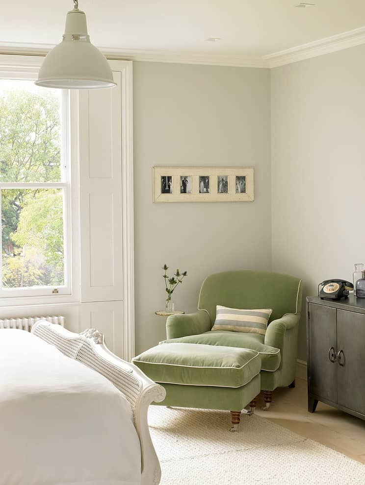 Sage Green Bedroom Paint Color