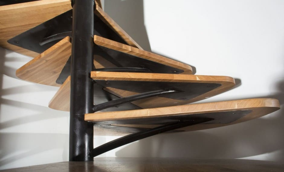 Wood Tre For Spiral Staircase Jonathan Steele