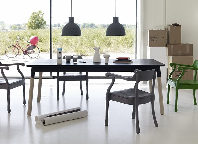 scandinavian design ideas for contemporary lifestyles by muuto. Black Bedroom Furniture Sets. Home Design Ideas