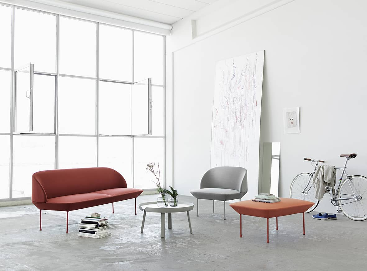 Scandinavian design ideas for contemporary lifestyles by muuto for What is contemporary furniture style