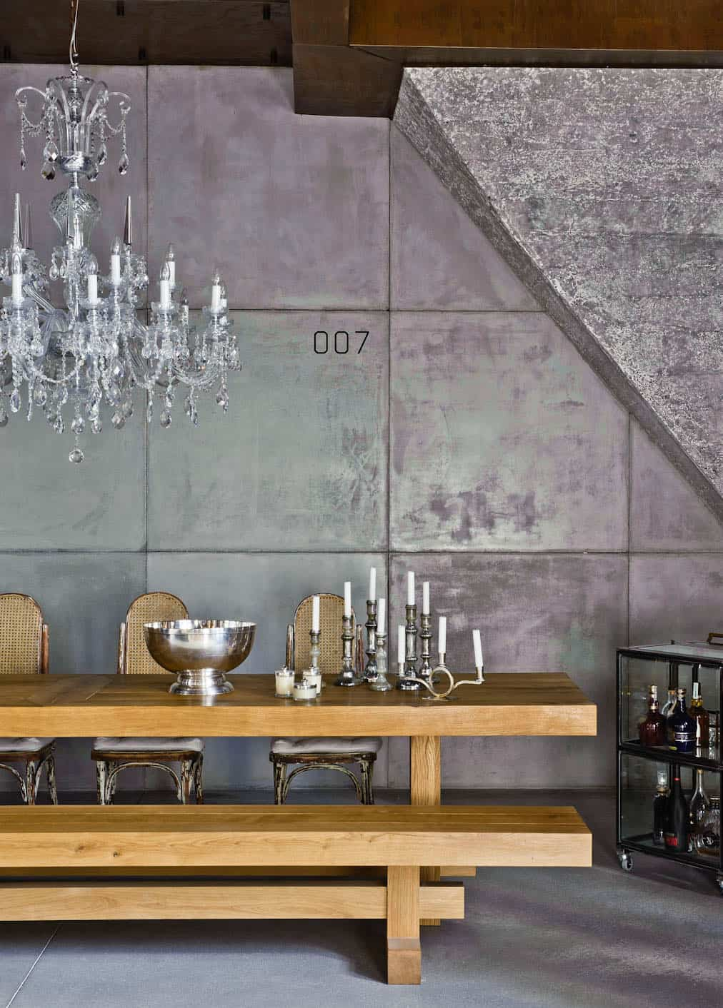 Eclectic Loft Apartment in Budapest by Shay Sabag