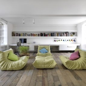London Warehouse Loft Apartment