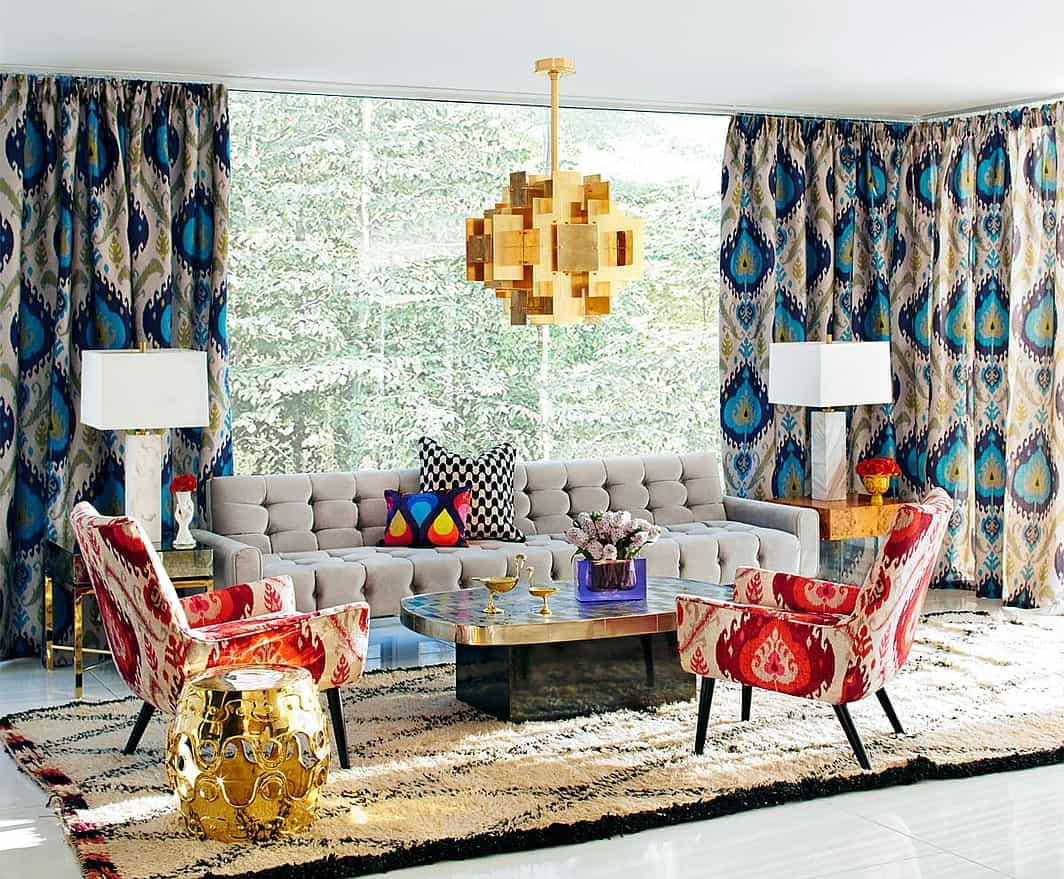 Johnathan Adler Welcome to His World of Colorful Design