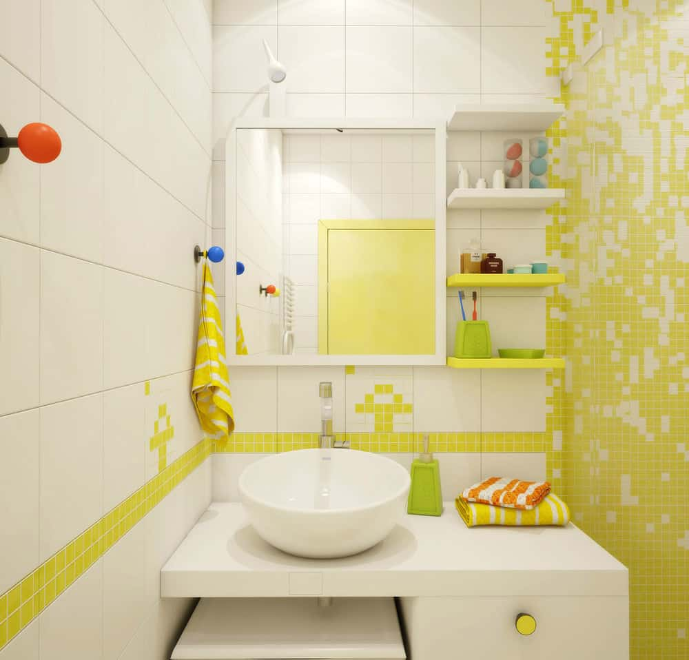Teeny Tiny Apartment Cleverly Designed to feel Bright and Spacious