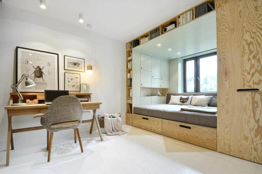 Super Creative Storage Box Totally Organizes Multipurpose Room