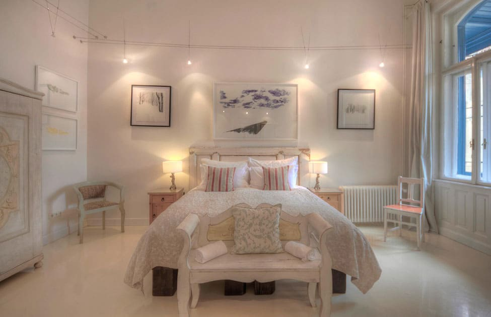 View In Gallery Rustic Vintage Ideas Give Home Story 17 Bed4