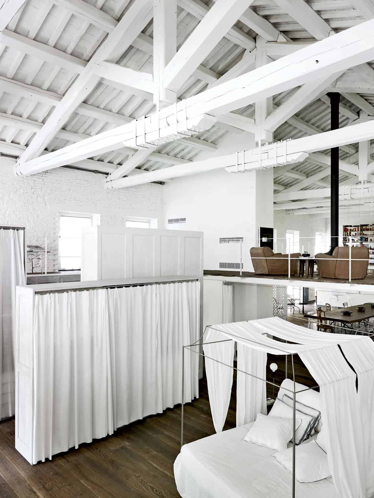 Heavenly Interiors and Beautiful Floors: a Warehouse Renovation by ...