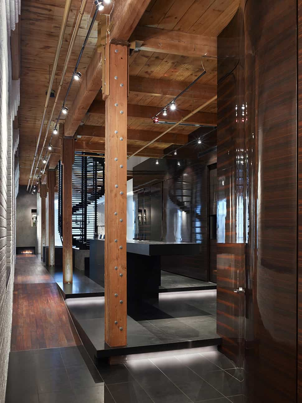 Candy Factory Loft Penthouse is Eye Candy for Luxury Lovers