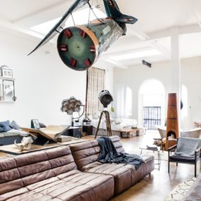 You Can Rent this Amazingly Chic Home Interior Space from The Playing Circle