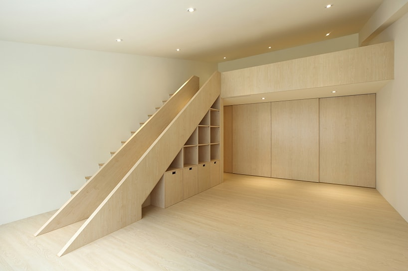 View In Gallery Stair Slide For Kids Under Stair Storage For
