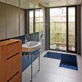 Sunken Shower is an Advanced DIY