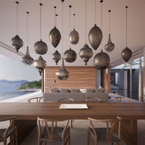Moroccan Style Pendant Lights Create a Stunning Focal Point