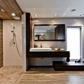 Clever Bathroom Design
