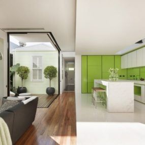 Green Color Home Decor: bringing outdoors in