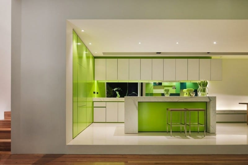 view in gallery - Home Design Inside Kitchen