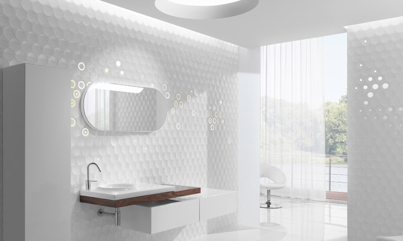 White Room Interiors 48 Design Ideas For The Color Of Light Mesmerizing Bathroom Design Colors Minimalist