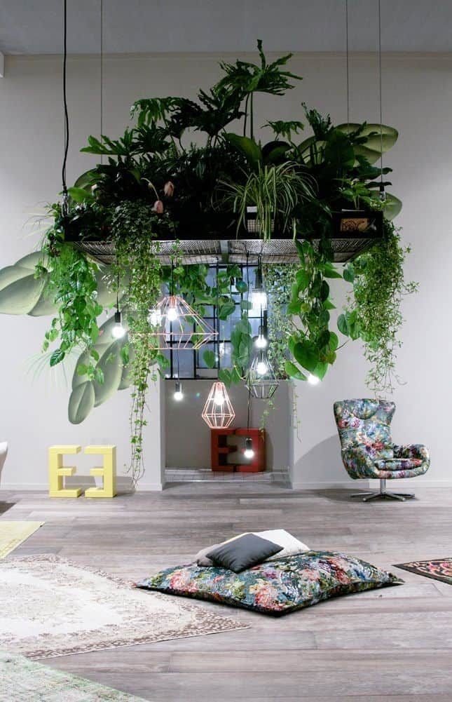 A Natural Way To Add Green Your Interior Design Is By Having Plants Either Scattered Or Grouped In Home Usually Near Window Very Traditional