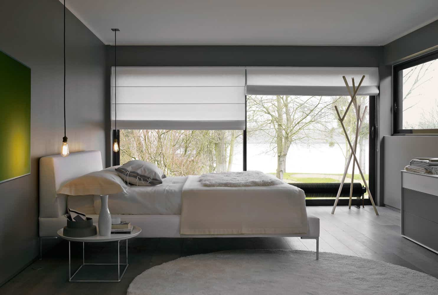 Modern Bedroom In Photo of Wonderful