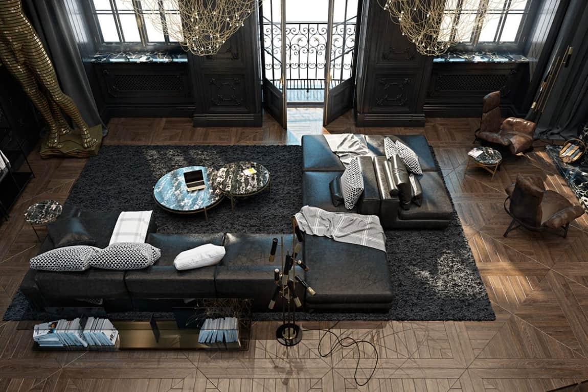 Wall Lamps Living Room Modern