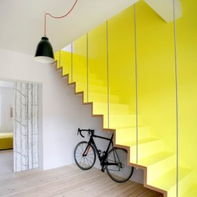 Superior 31 Colorful Staircase Designs: 30 Ideas To Consider For A Modern Home