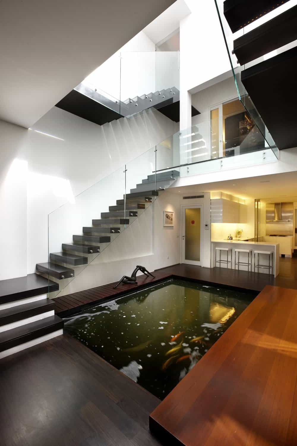 35 Sublime Koi Pond Designs and Water Garden Ideas for ... on Modern Pond Ideas id=79314