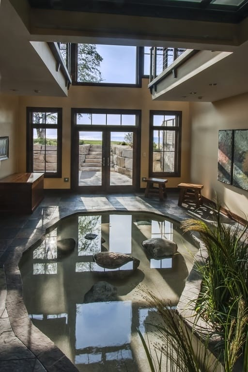 View In Gallery Koi Ponds And Water Gardens For Modern Homes