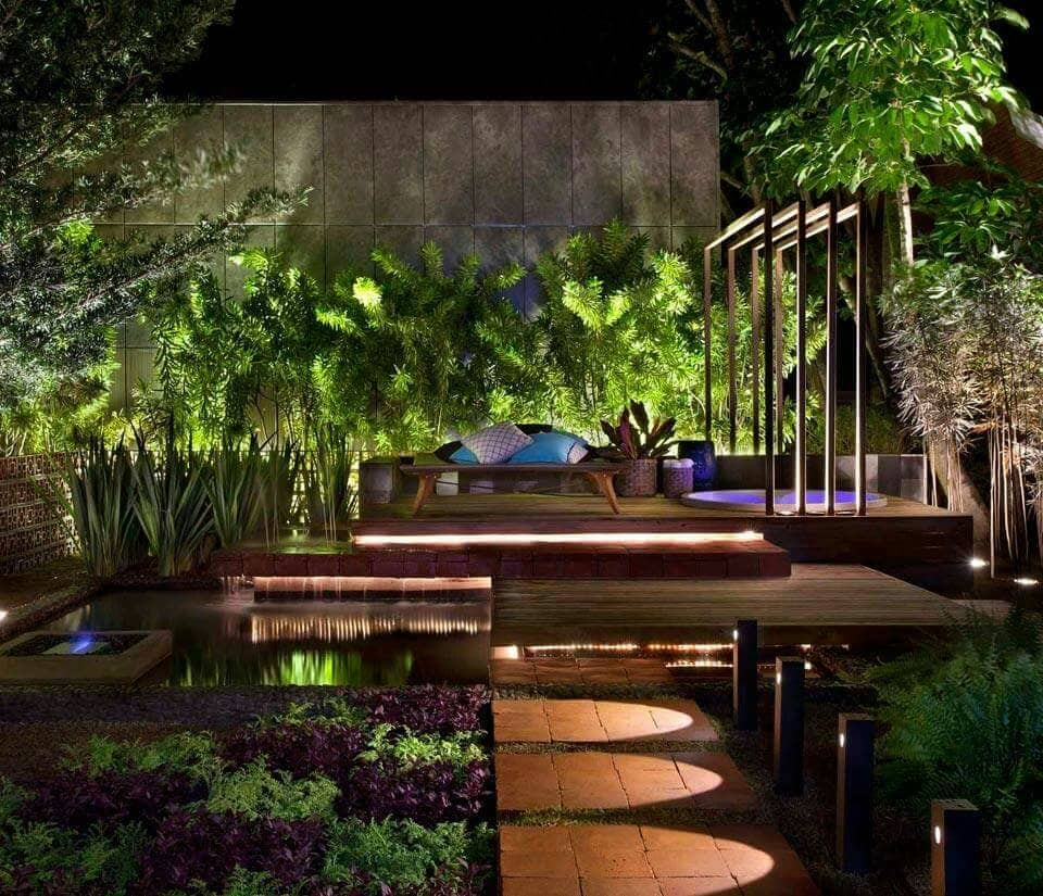 35 Sublime Koi Pond Designs and Water Garden Ideas for ... on Koi Ponds Ideas id=40475