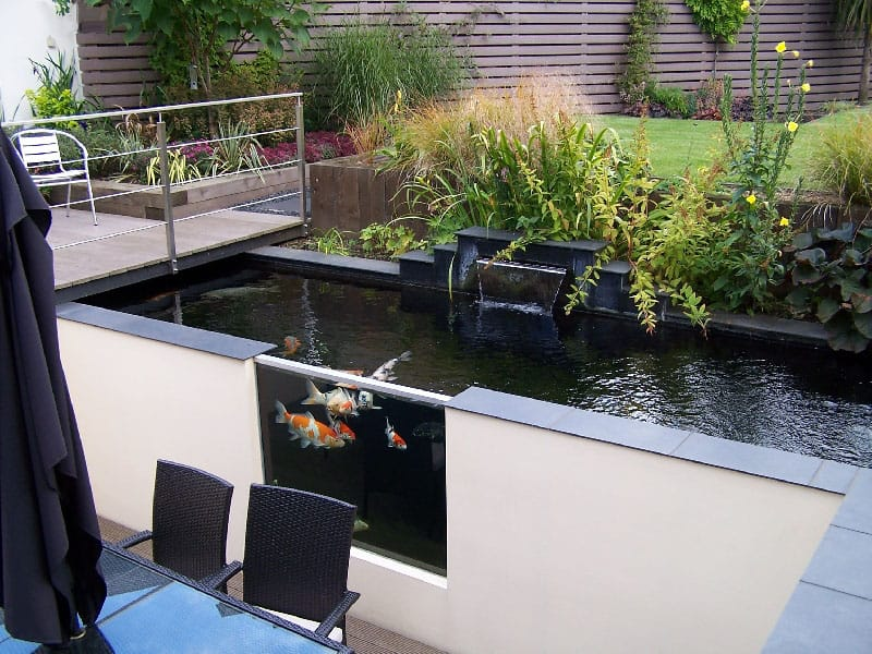 35 sublime koi pond designs and water garden ideas for for Best koi pond design 2017