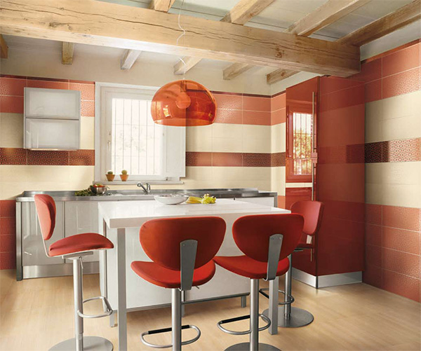 abk contemporary kitchen with rustic twist Contemporary Kitchen with a Rustic Twist