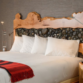 Steal This Look: Aborigonal Art Bedrooms and Sweet Dreams