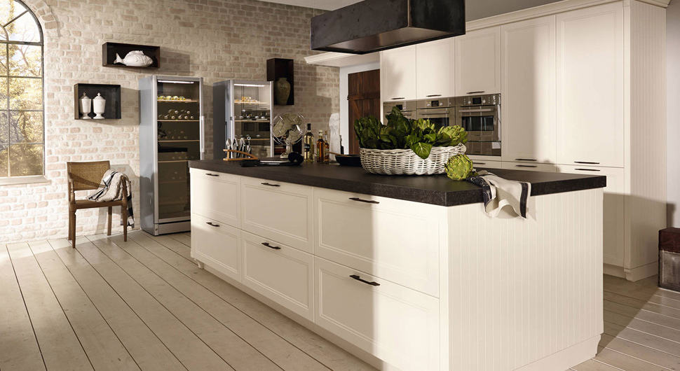 Alno Starline alno kitchen gets cooking with three ovens two wine coolers and one