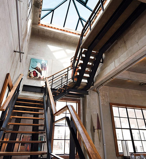 amazing industrial new york loft 3