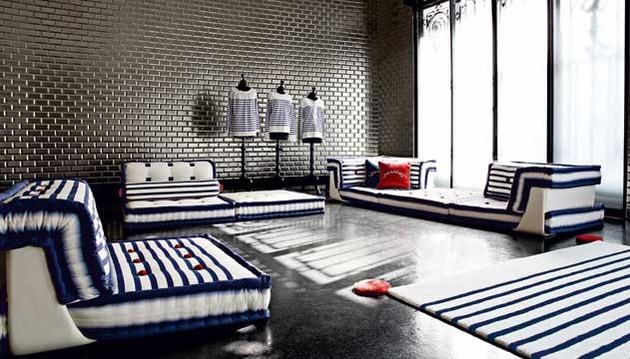 sailor mah jong modular sofa from roche bobois 2 thumb 630x359 8703 Nautical Themed Living Room Idea by Roche Bobois
