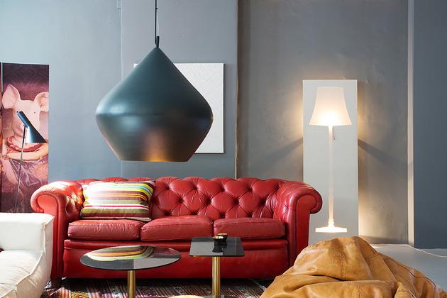 cool basement apartment with gorgeous urban design 7 thumb 630x420 16379 Cool Basement Apartment with Gorgeous Urban Design