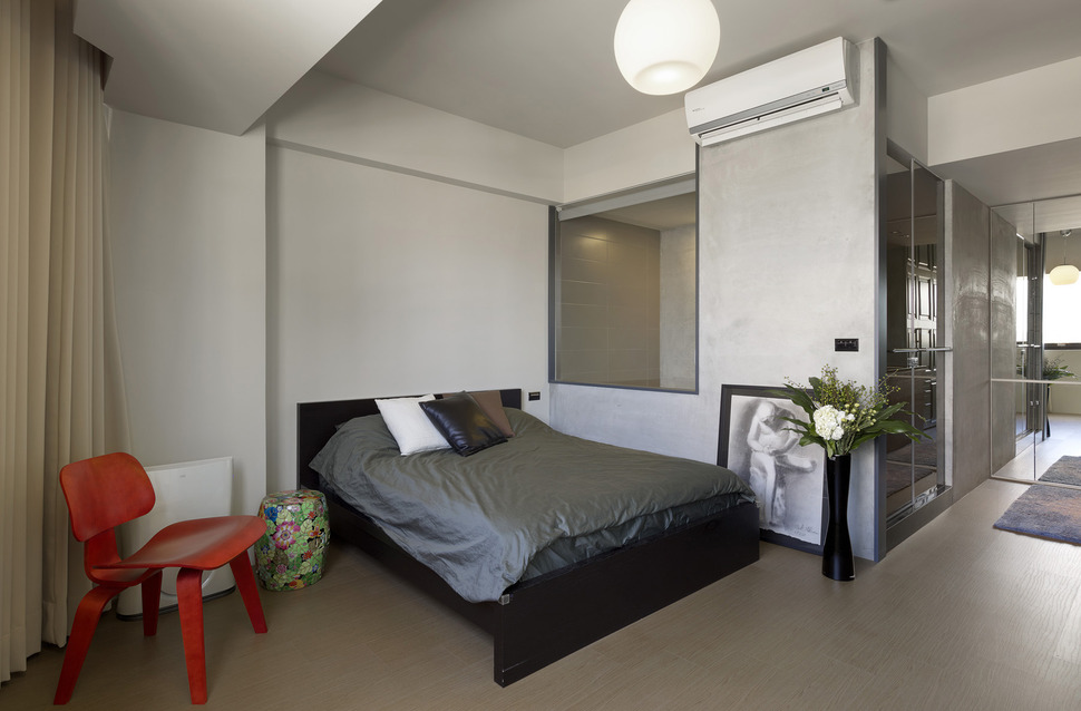 small bedroom modern apartments a small apartment gets a modern makeover by ganna