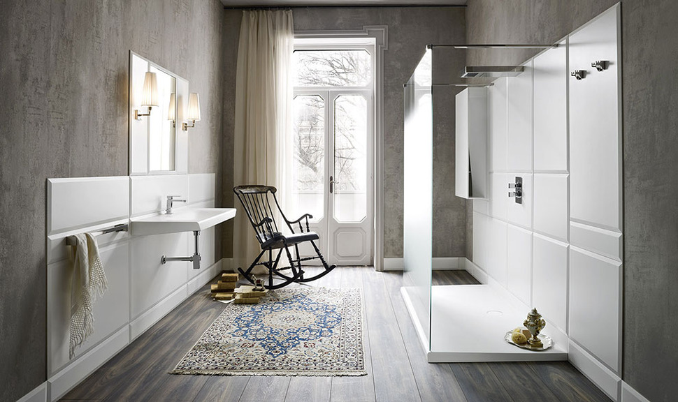 Merveilleux View In Gallery Minimalist Bathroom Inspirations From Rexa Design 3